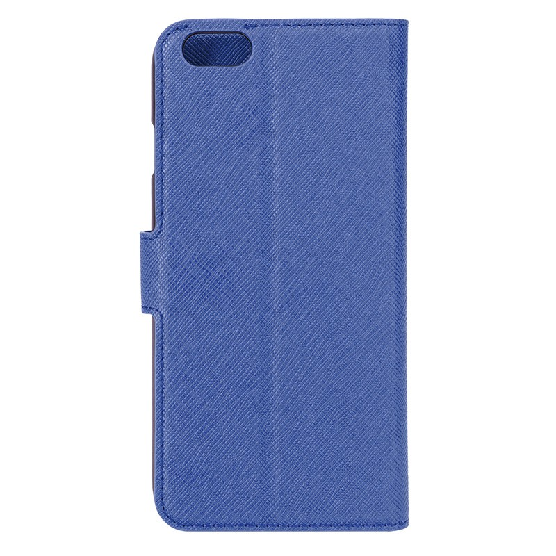 Xqisit - Wallet Case Viskan iPhone 6 / 6S Blue 04