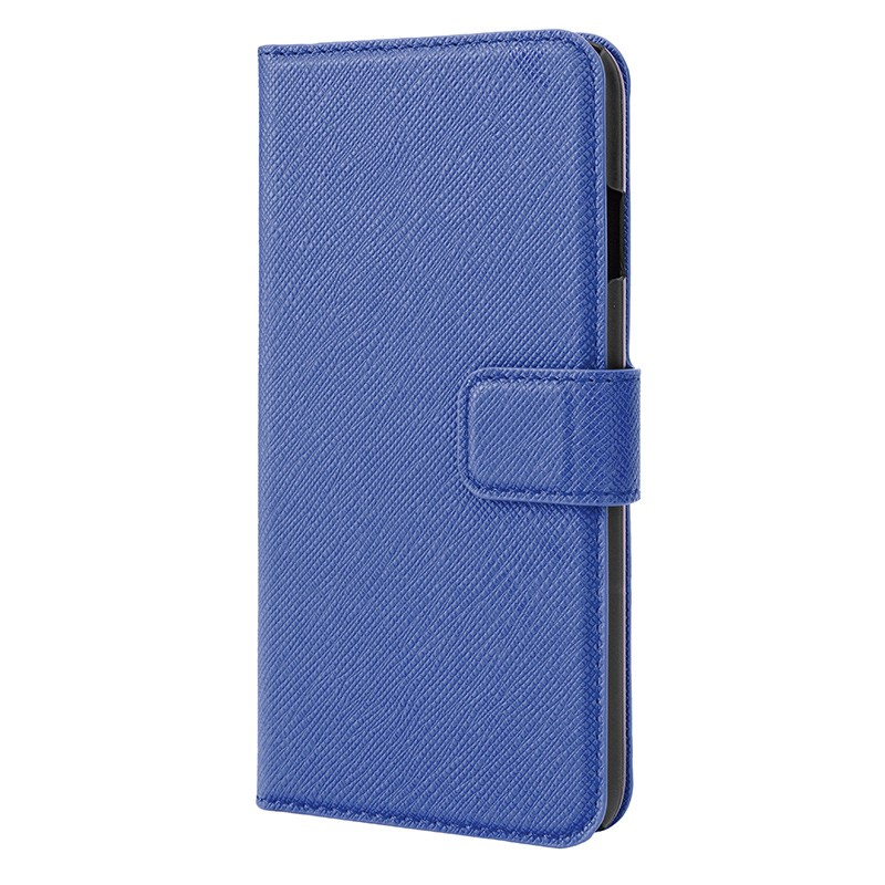 Xqisit - Wallet Case Viskan iPhone 6 / 6S Blue 03