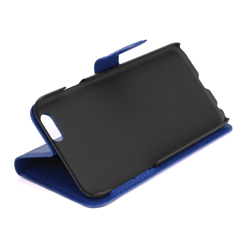 Xqisit - Wallet Case Viskan iPhone 6 / 6S Blue 05