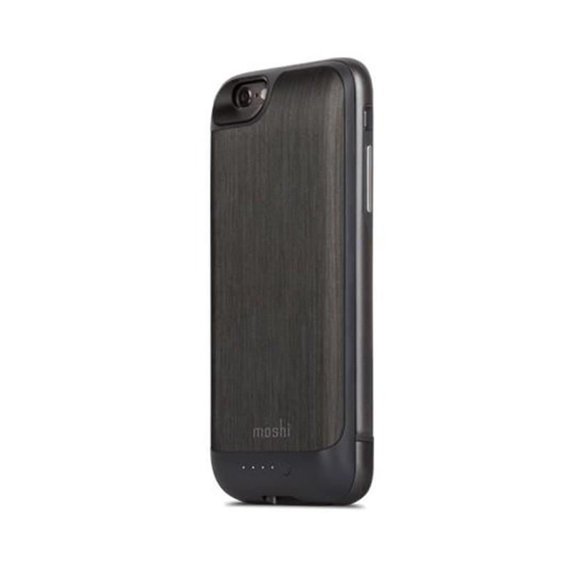 Moshi - iGlaze Ion Batterij Case iPhone 6 / 6S Black 03