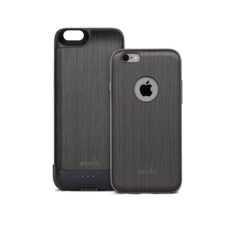 Moshi - iGlaze Ion Batterij Case iPhone 6 / 6S Black 05