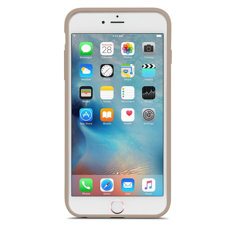 Moshi - iGlaze Armour iPhone 6 Plus / 6S Plus Rose Pink 03
