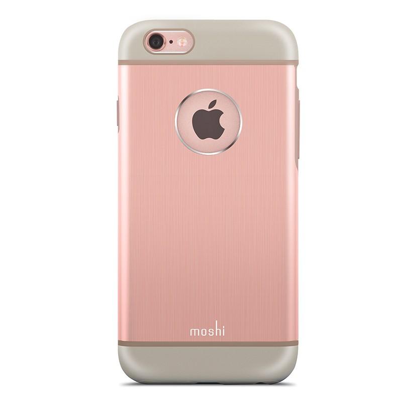 Moshi - iGlaze Armour iPhone 6 / 6S Rose Pink 02