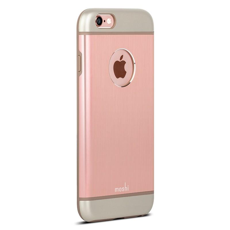 Moshi - iGlaze Armour iPhone 6 / 6S Rose Pink 08