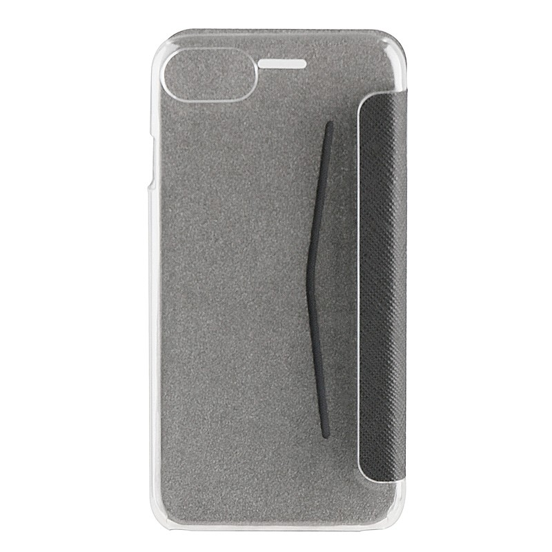 Xqisit Flap Cover Adour iPhone 7 hoes zwart 05