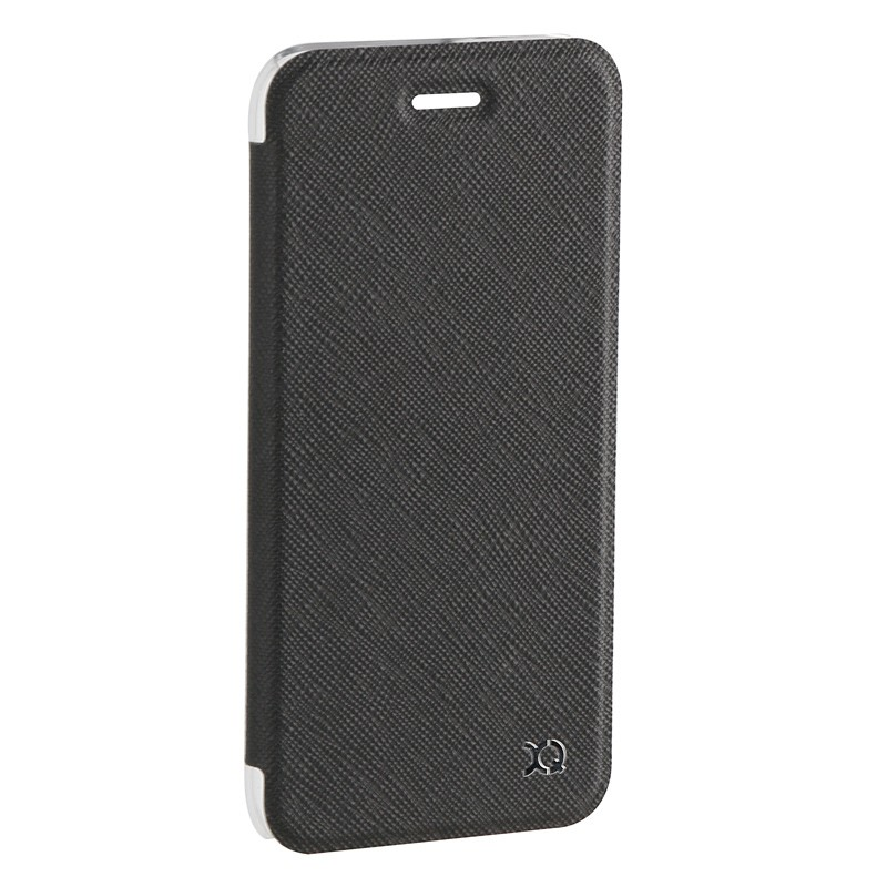 Xqisit Flap Cover Adour iPhone 7 Plus hoes Black 02