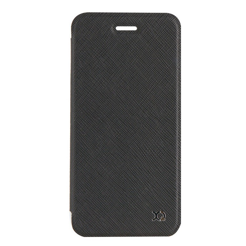 Xqisit Flap Cover Adour iPhone 7 Plus hoes Black 04