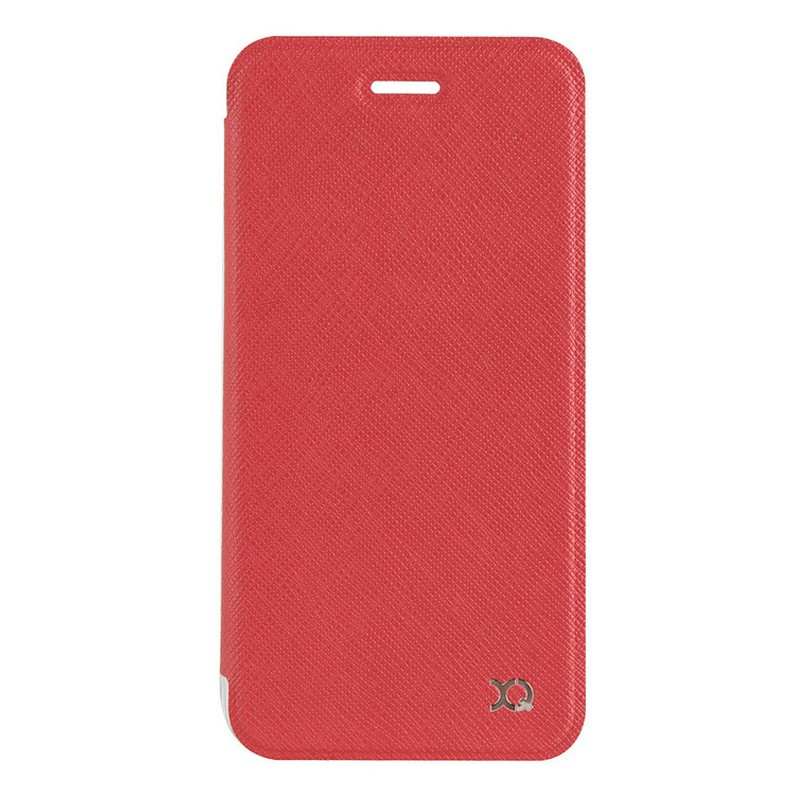 Xqisit Flap Cover Adour iPhone 7 hoes Red 04