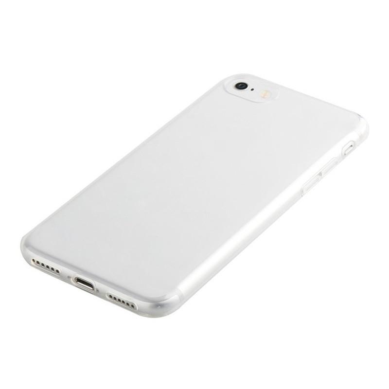 Xqisit Flex Case iPhone 7 hoes Clear 01