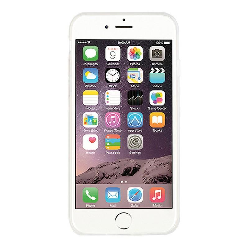 Xqisit Flex Case iPhone 7 hoes Clear 04