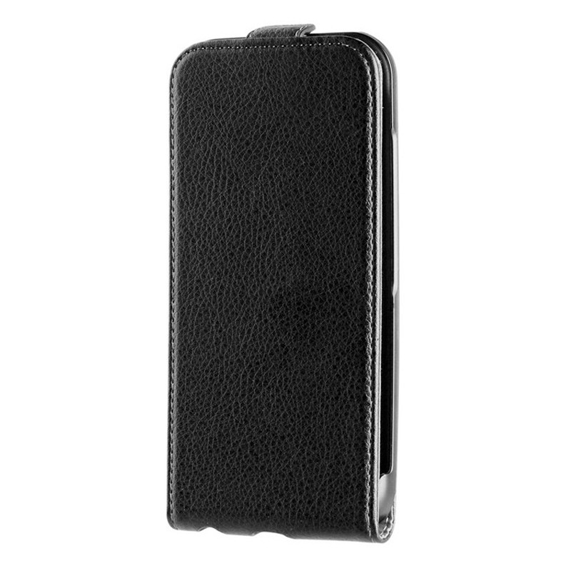 Xqisit FlipCoveriPhone 7 hoes zwart 01