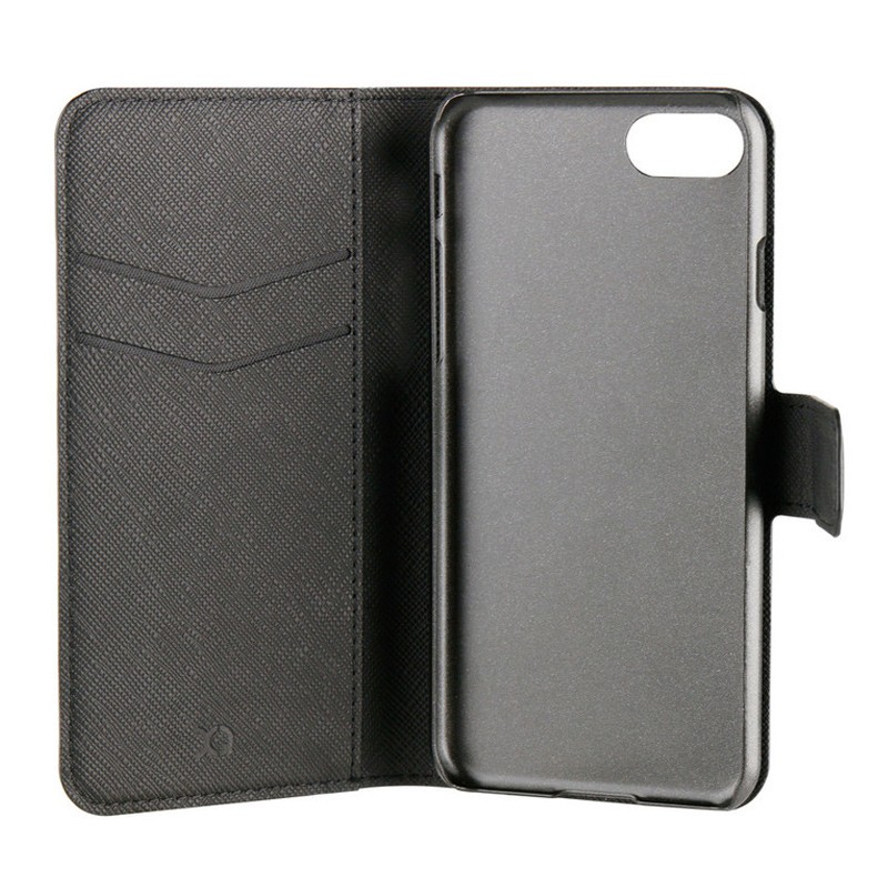 Xqisit Wallet Case Viskan iPhone 7 Plus zwart 05