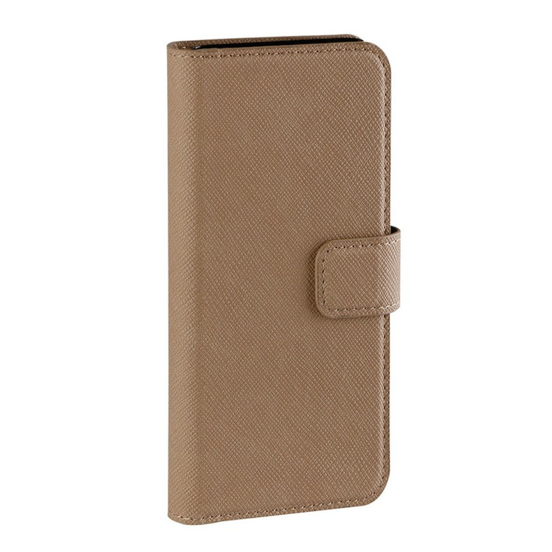 Xqisit Wallet Case Viskan iPhone 7 camel 01