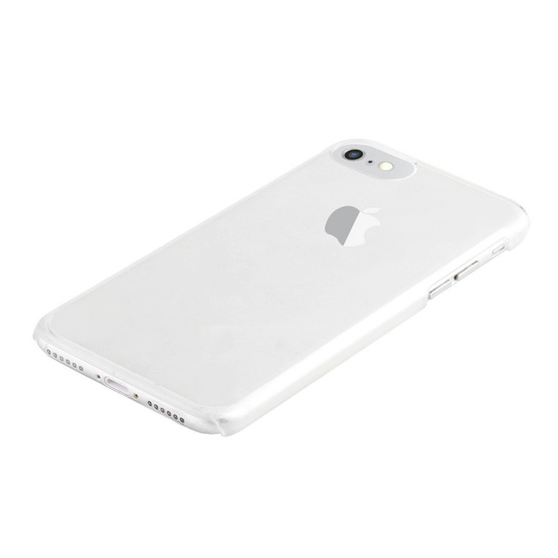 Xqisit iPlate Glossy iPhone 7 clear 01