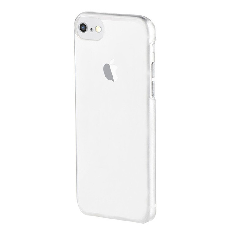 Xqisit iPlate Glossy iPhone 7 Plus clear 02
