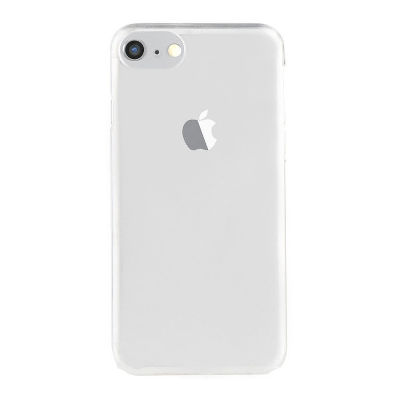 Xqisit iPlate Glossy iPhone 7 clear 03