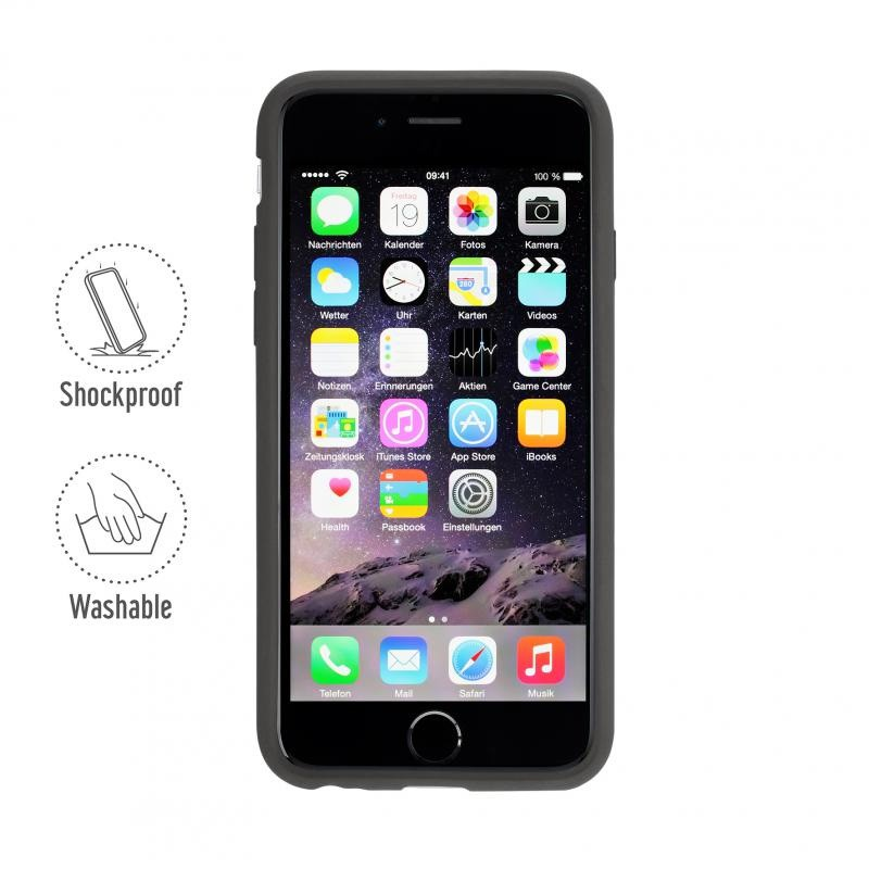 Artwizz SeeJacket Silicone iPhone 6 Black - 3