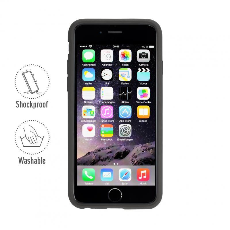 Artwizz SeeJacket Silicone iPhone 6 Plus Black - 3