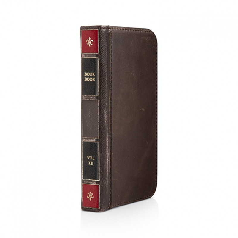 Twelve South BookBook iPhone 5 Vintage Brown