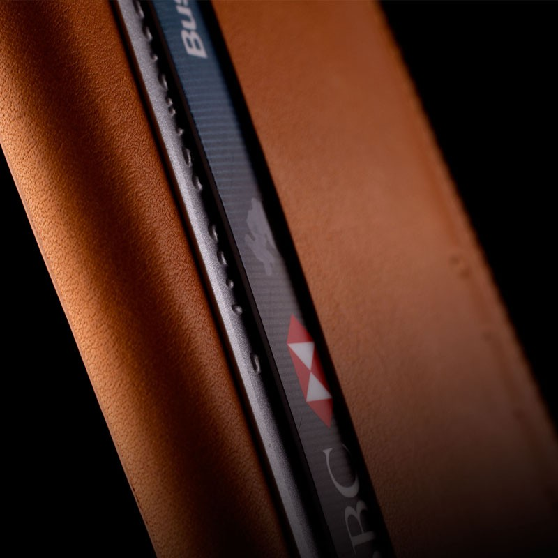 Mujjo Leather Wallet Case 80 iPhone 6 Tan - 5