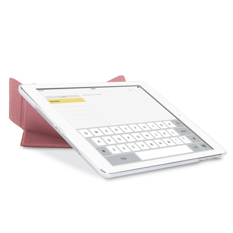 Moshi VersaCover iPad Air Pink - 10