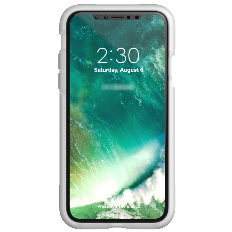 Adidas SP Agravic iPhone X/Xs Hoesje Wit 02