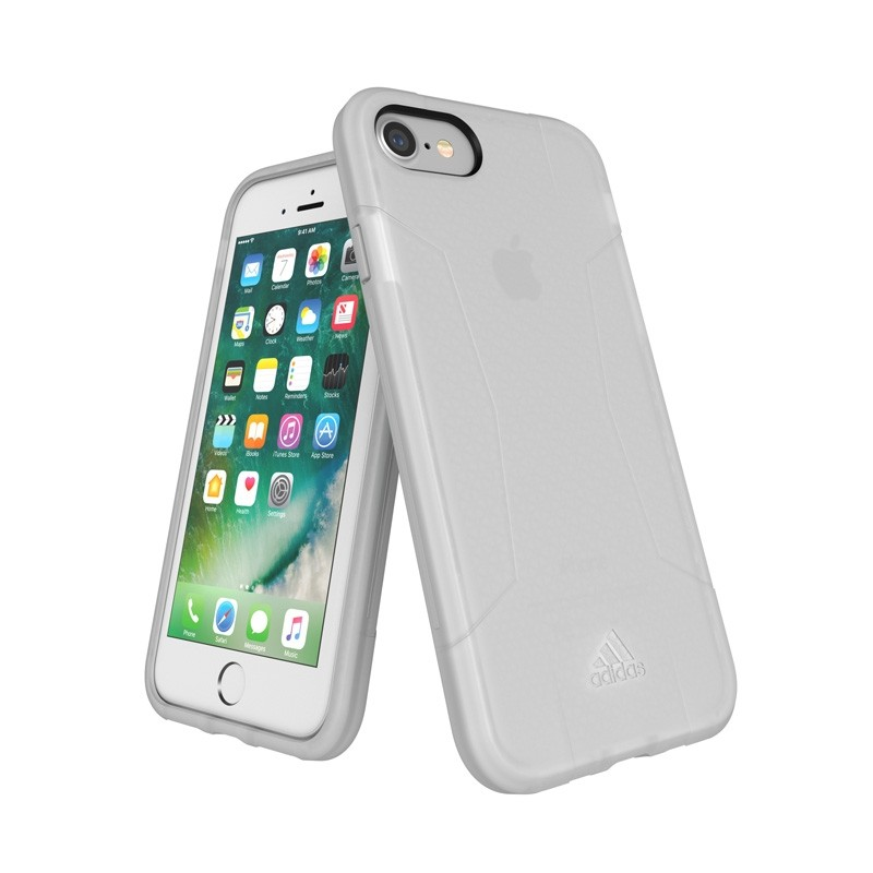 Adidas SP Agravic Case iPhone 8/7/6S/6 Wit - 2