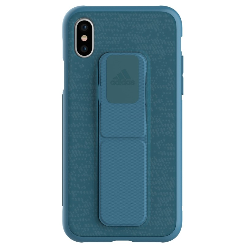 Adidas SP Grip Case iPhone X/Xs Mystery Blue 02