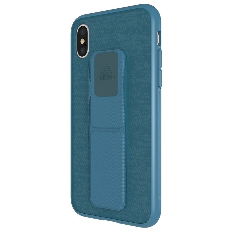 Adidas SP Grip Case iPhone X/Xs Mystery Blue 06