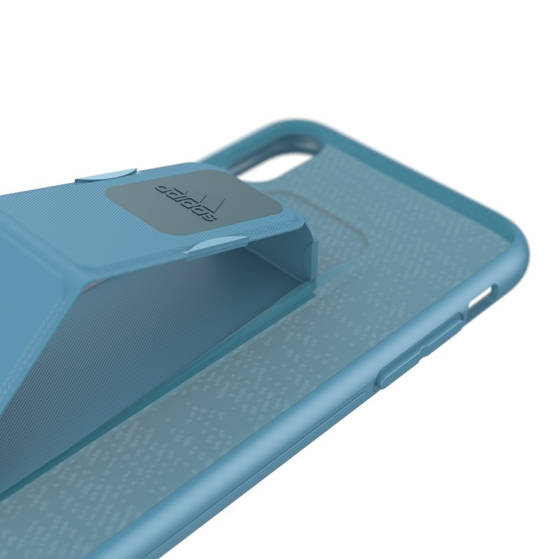 Adidas SP Grip Case iPhone X/Xs Mystery Blue 08