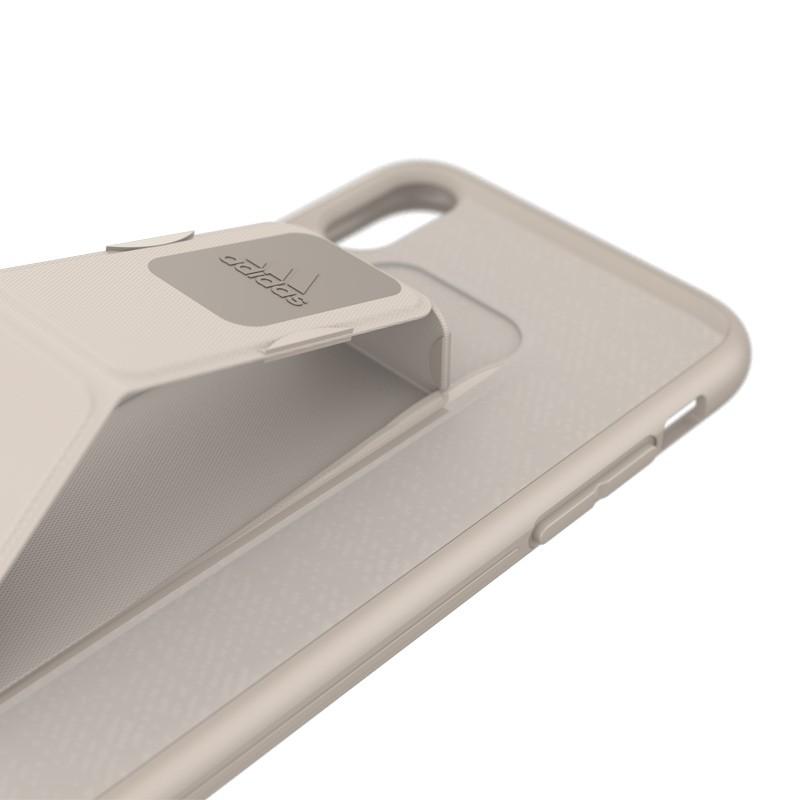 Adidas SP Grip Case iPhone X/Xs Sesame 08