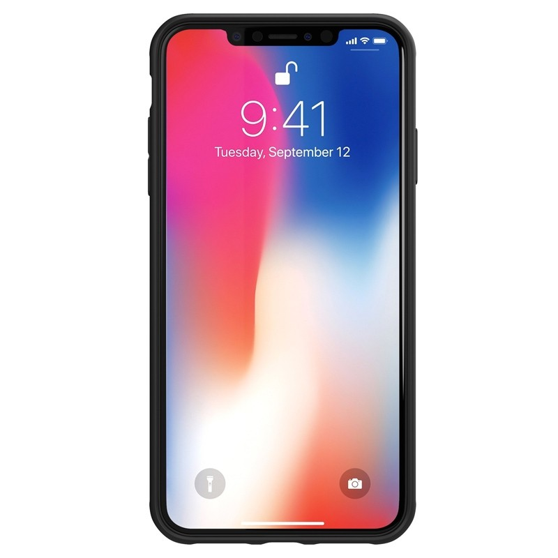 Adidas Grip Case iPhone XS Max hoes zwart 02