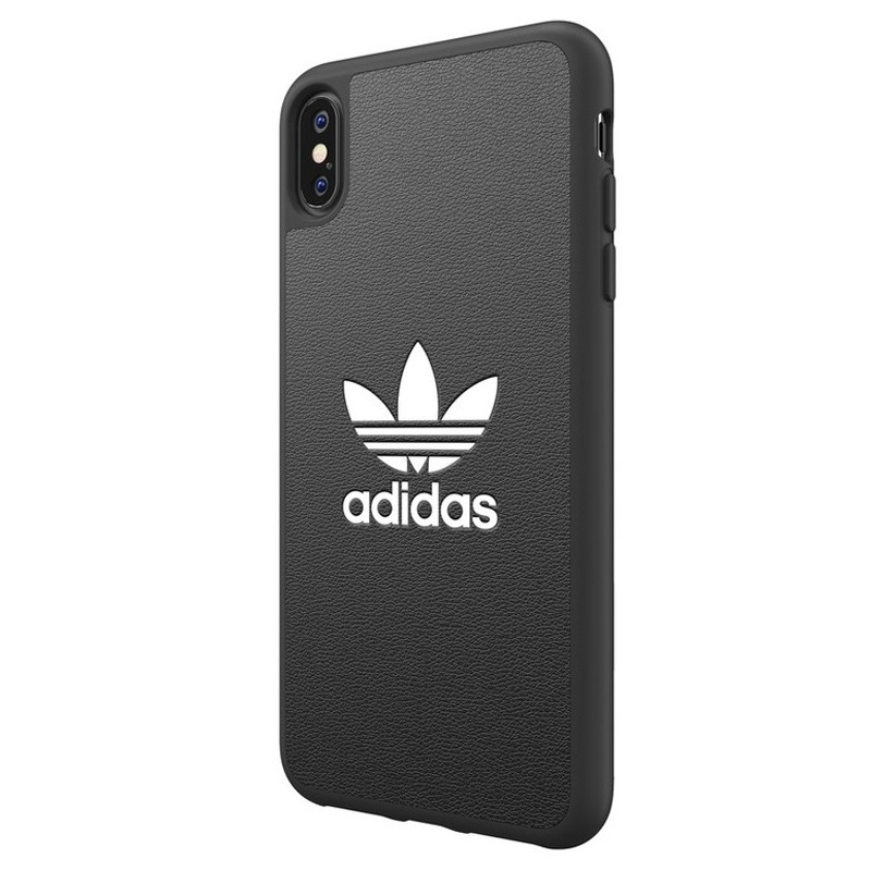 Adidas Moulded Case iPhone Xs Max zwart 04