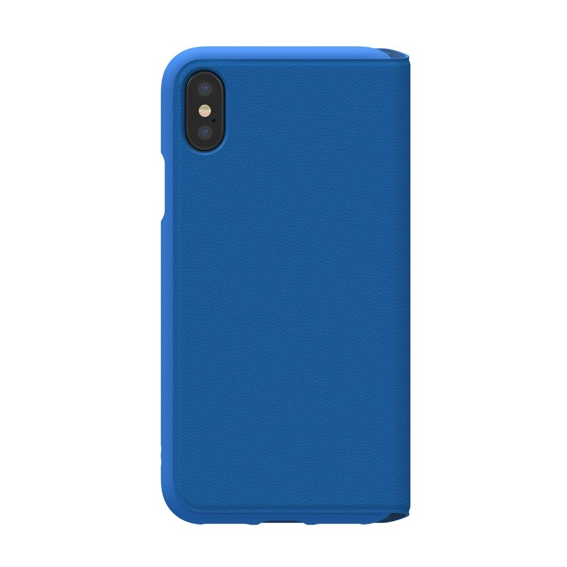 Adidas Originals - Booklet Case iPhone X Blauw - 2