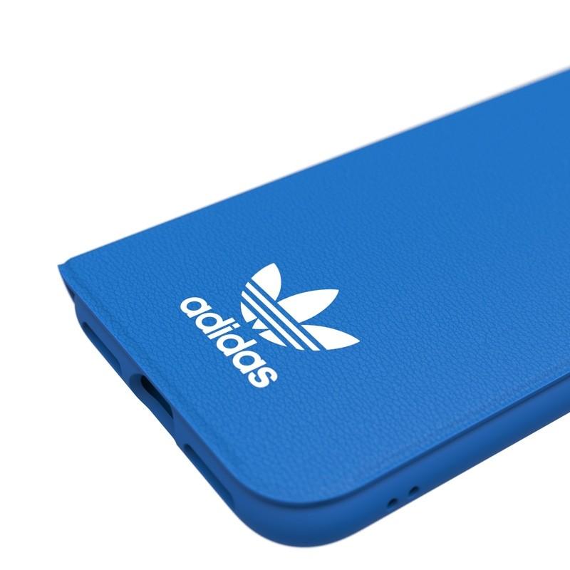 Adidas Originals - Booklet Case iPhone X/Xs Blauw - 5