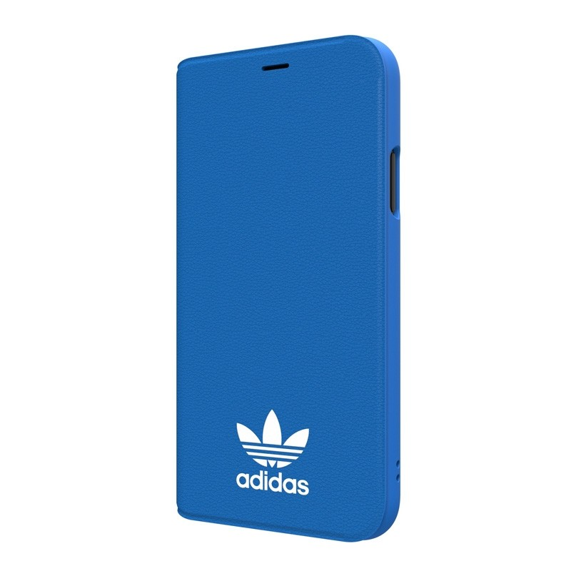 Adidas Originals - Booklet Case iPhone X Blauw - 6