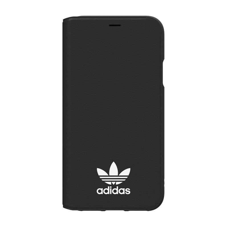 Adidas Originals - Booklet Case iPhone X/Xs Zwart - 2
