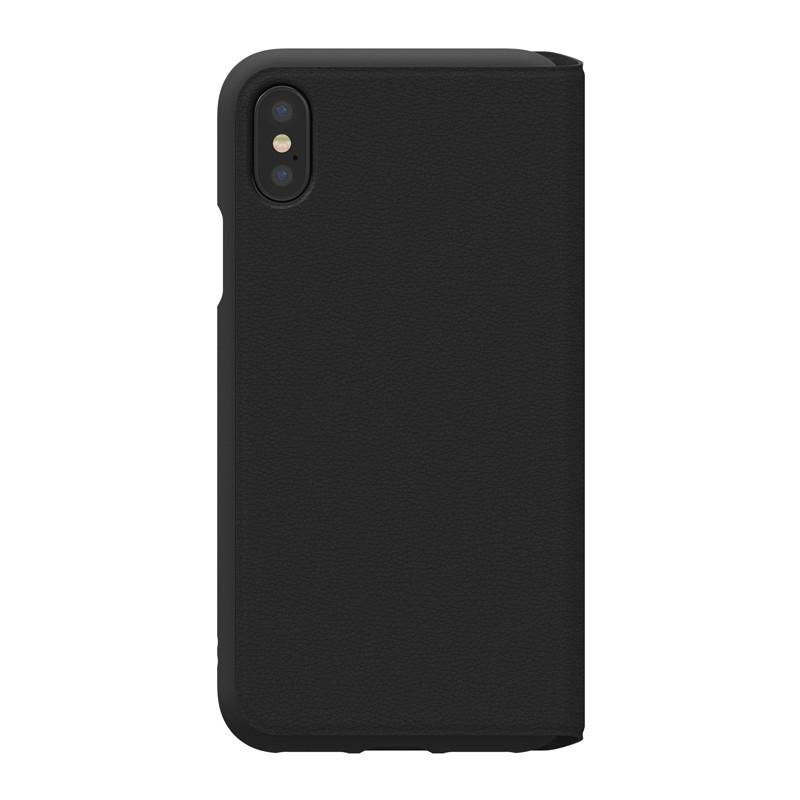 Adidas Originals - Booklet Case iPhone X/Xs Zwart - 5