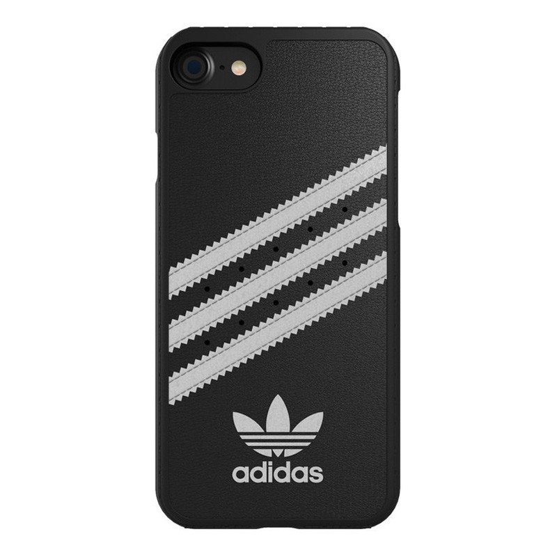 Adidas Originals Moulded Hoesje iPhone 7 Black - 2