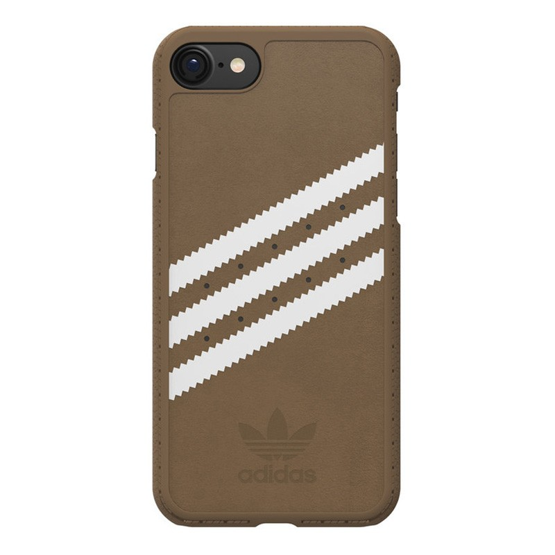 Adidas Originals Moulded Hoesje iPhone 7 Khaki - 2