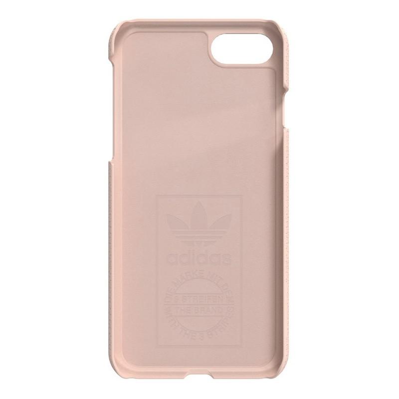 Adidas Originals Moulded Hoesje iPhone 7 Pink- 3