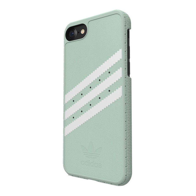 Adidas Originals Moulded Hoesje iPhone 7 Vapour Green - 1