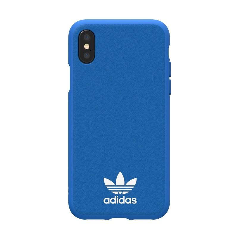 Adidas Originals Moulded iPhone X/Xs Hoesje Blauw - 5