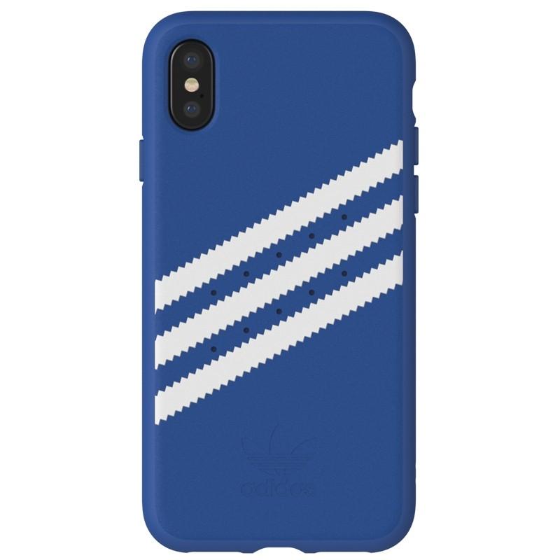 Adidas Originals Moulded iPhone X Case collegiate royal 02