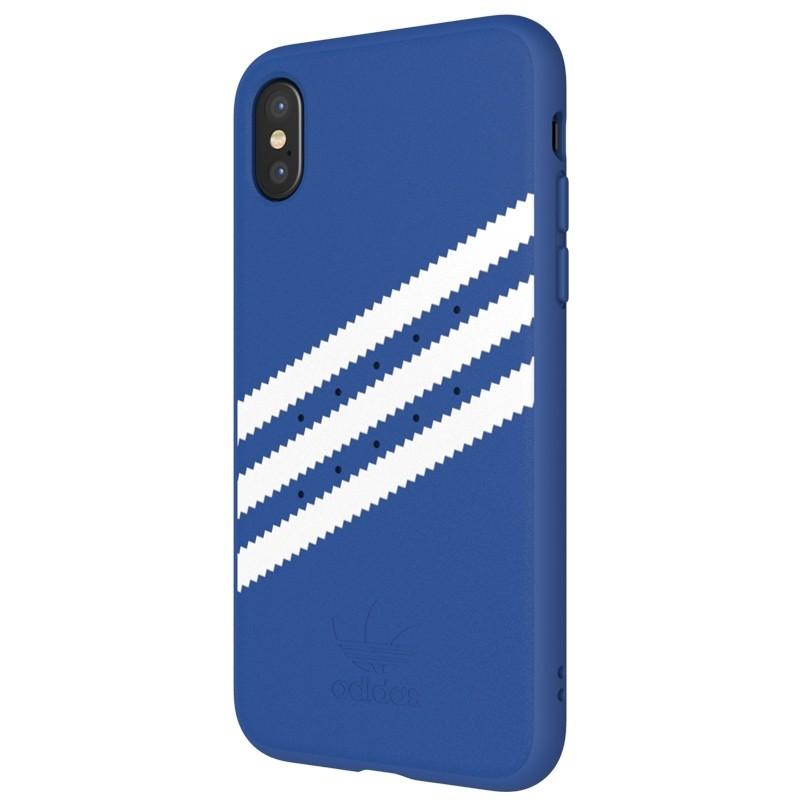 Adidas Originals Moulded iPhone X Case collegiate royal 01