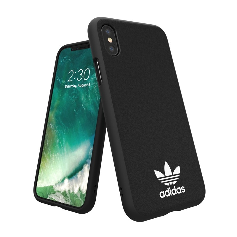 Adidas Originals - Moulded iPhone X/Xs Case Zwart - 3