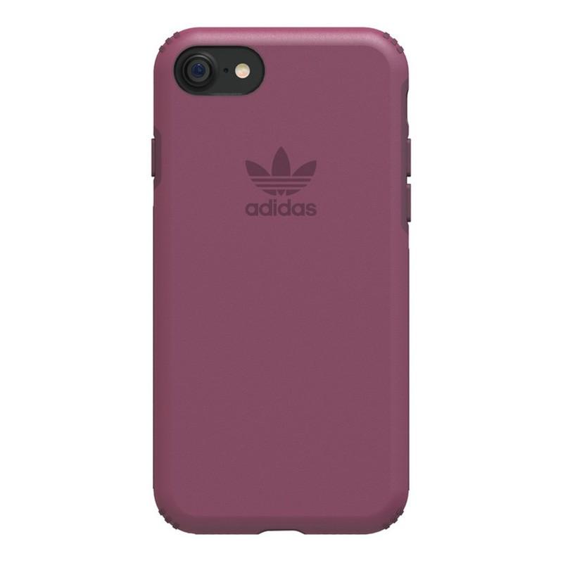 Adidas Originals Hybride Hoesje iPhone 7 Maroon Red - 2
