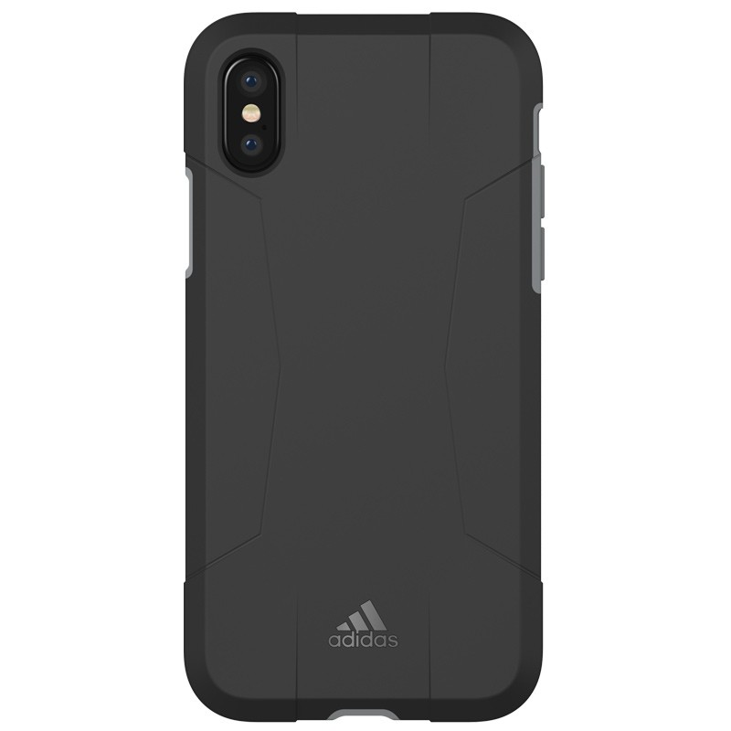 Adidas SP Solo Case iPhone X/Xs Black-Grey 02