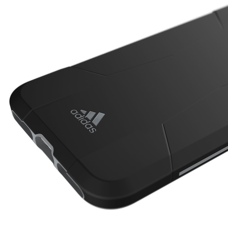 Adidas SP Solo Case iPhone X/Xs Black-Grey 07