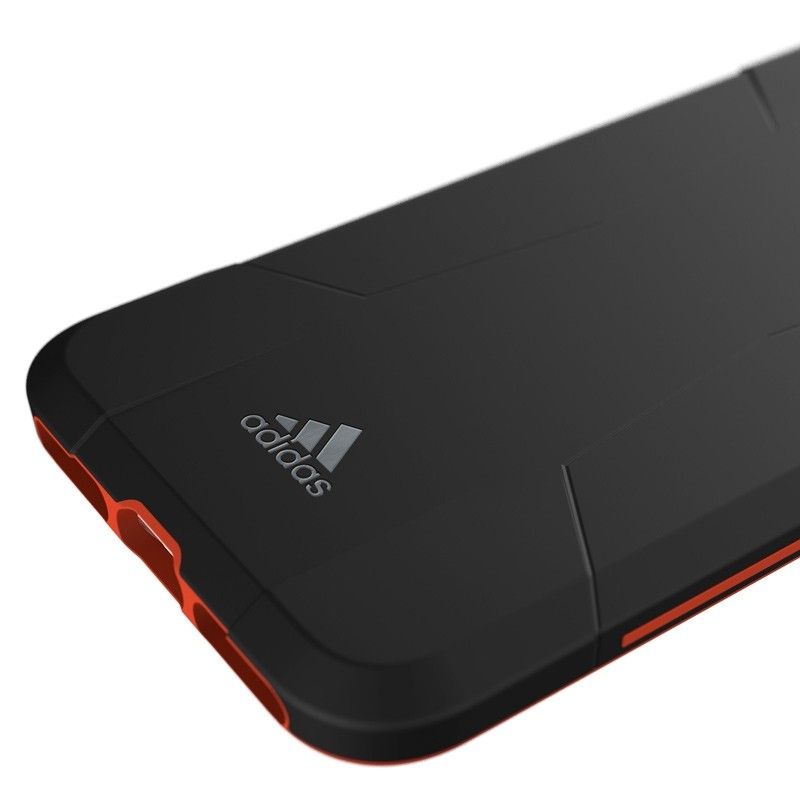 Adidas SP Solo Case iPhone X/Xs Black-Red 05